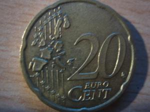 20 Cent Stück