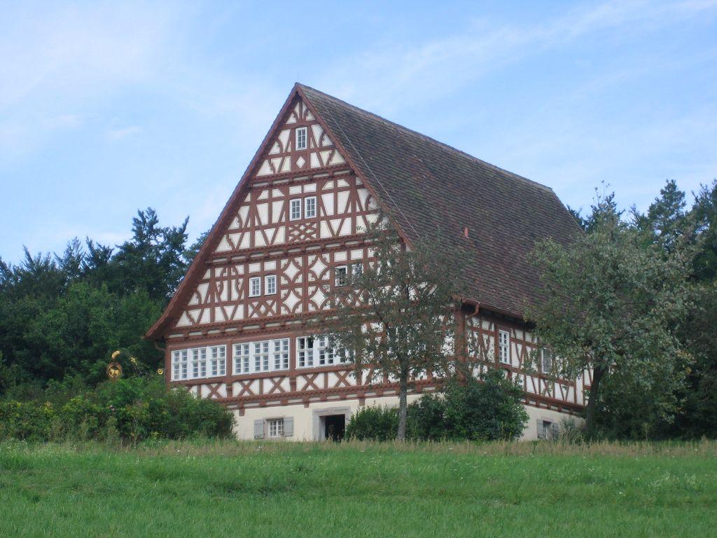 Bauernhaus 1 im Freilichtmuseum