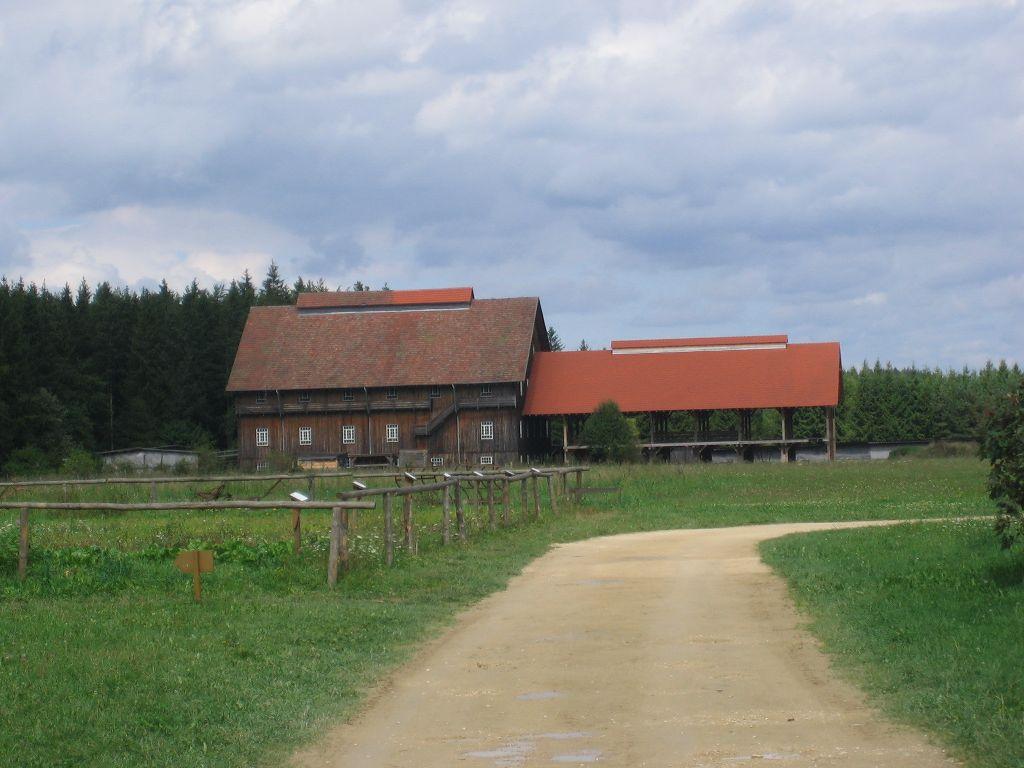 Haus Auf Dem Land