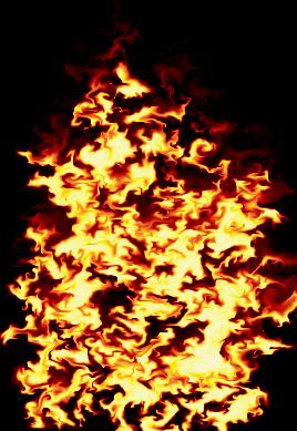 Künstliches Feuer