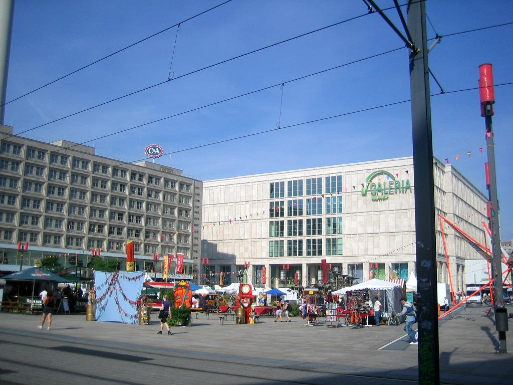 Hotel Alexander Pariser Str Berlin