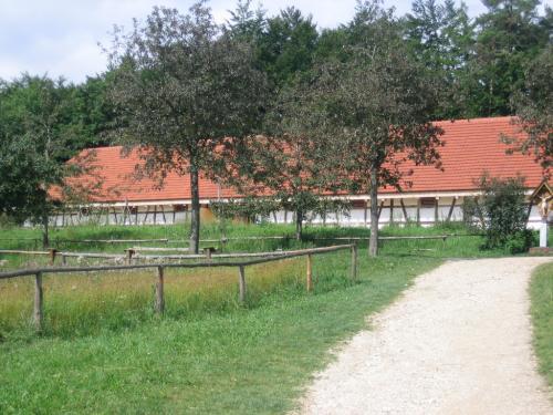 Bauernhof Idylle