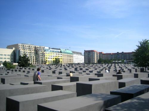 Holocaust Mahnmal Berlin