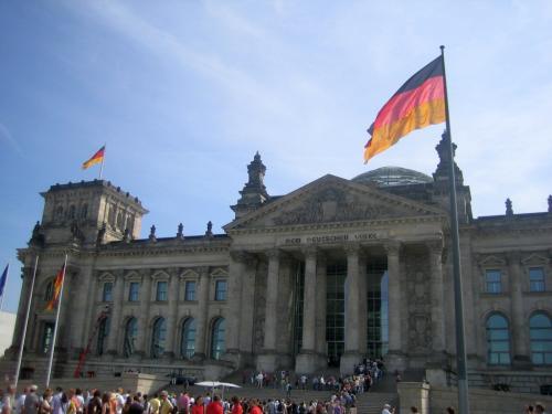 Reichstagsgebäude 2