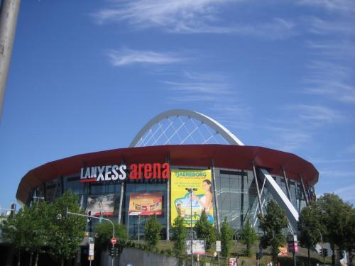 Lanxess Arena Nah