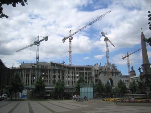 Baustelle Leipzig!?